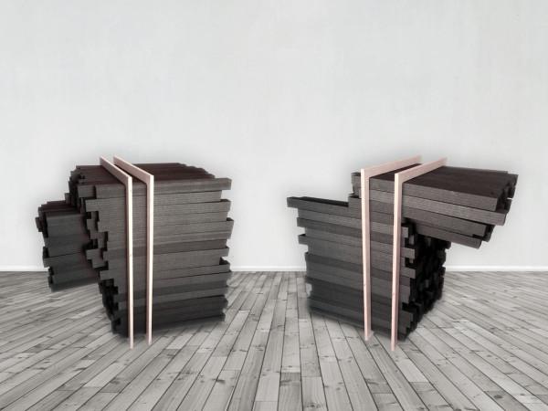 customizable foam bar chairs keren shiker