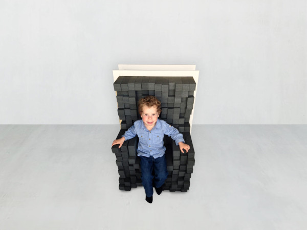 customizable foam chairs