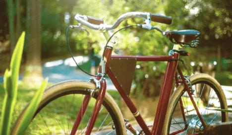Vela Bike Red 3