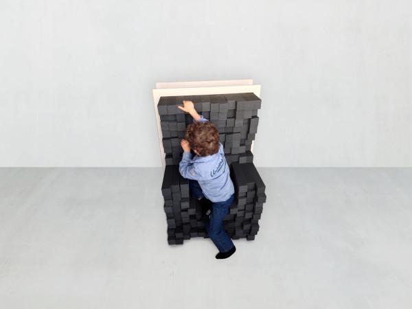 keren shiker sink in foam adjustable furniture