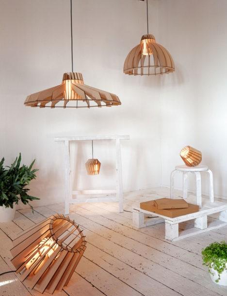 Hands-on designer lighting to make yourself