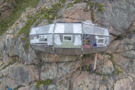 Skylodge Adventure Suites in Peru