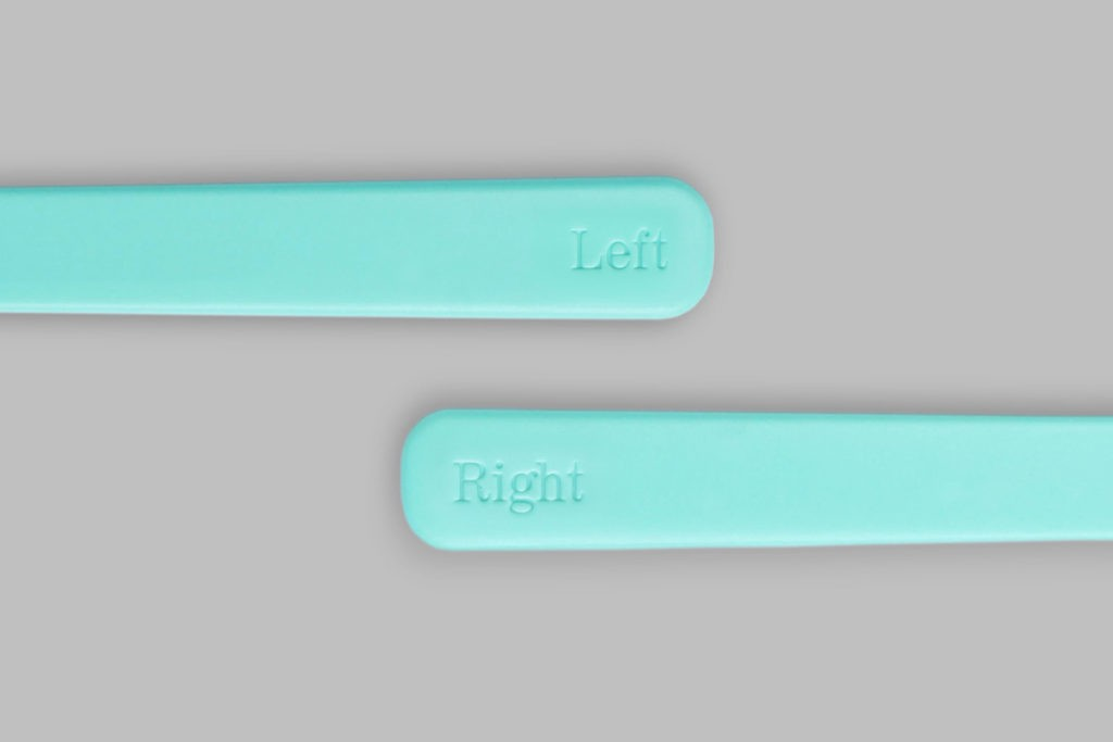 left and right handed sporks
