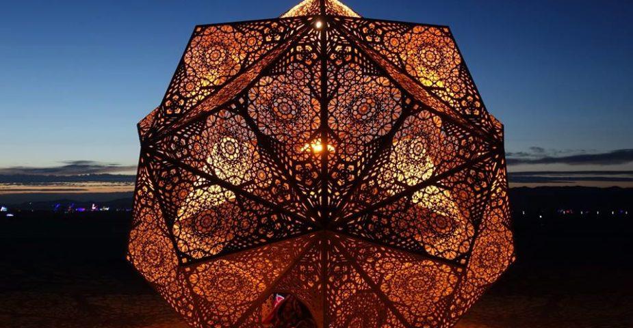 Hybycozo at Burning Man 2015
