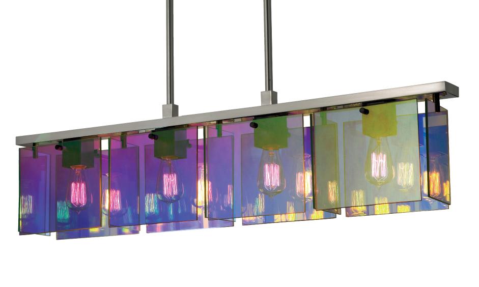Sonneman 4-Light-Bar-Pendant