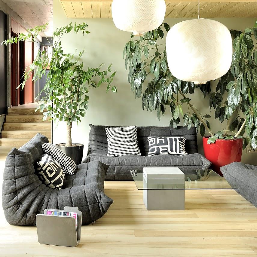 Lyon Beton concrete furniture