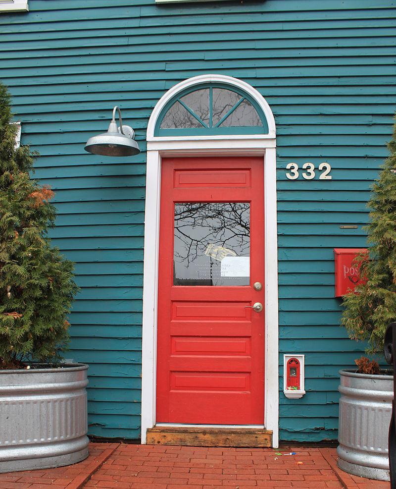 Fairy Door in Ann Arbor