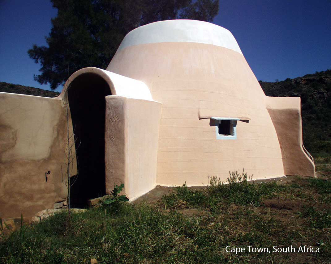 Cal-Earth Dome