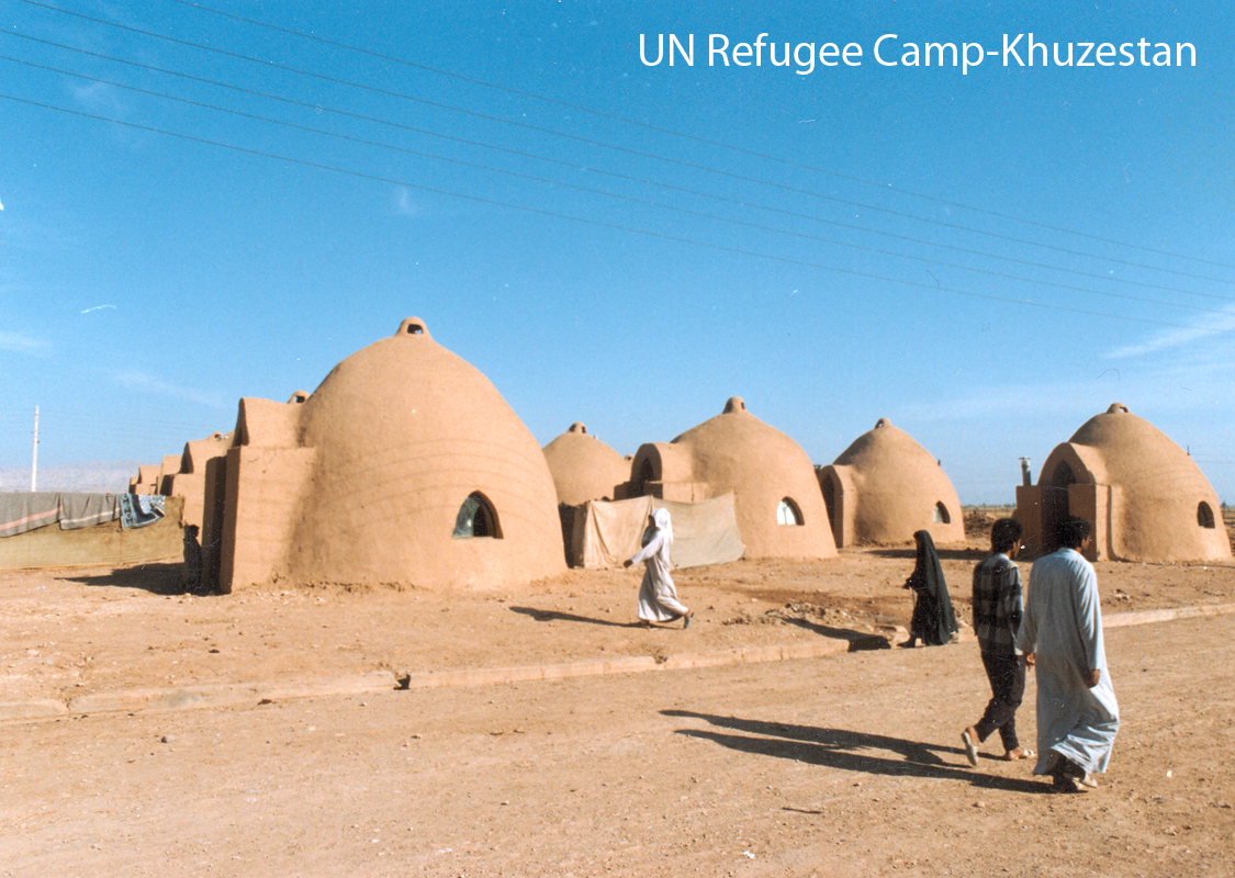 Cal-Earth Dome UN Refugee Camp