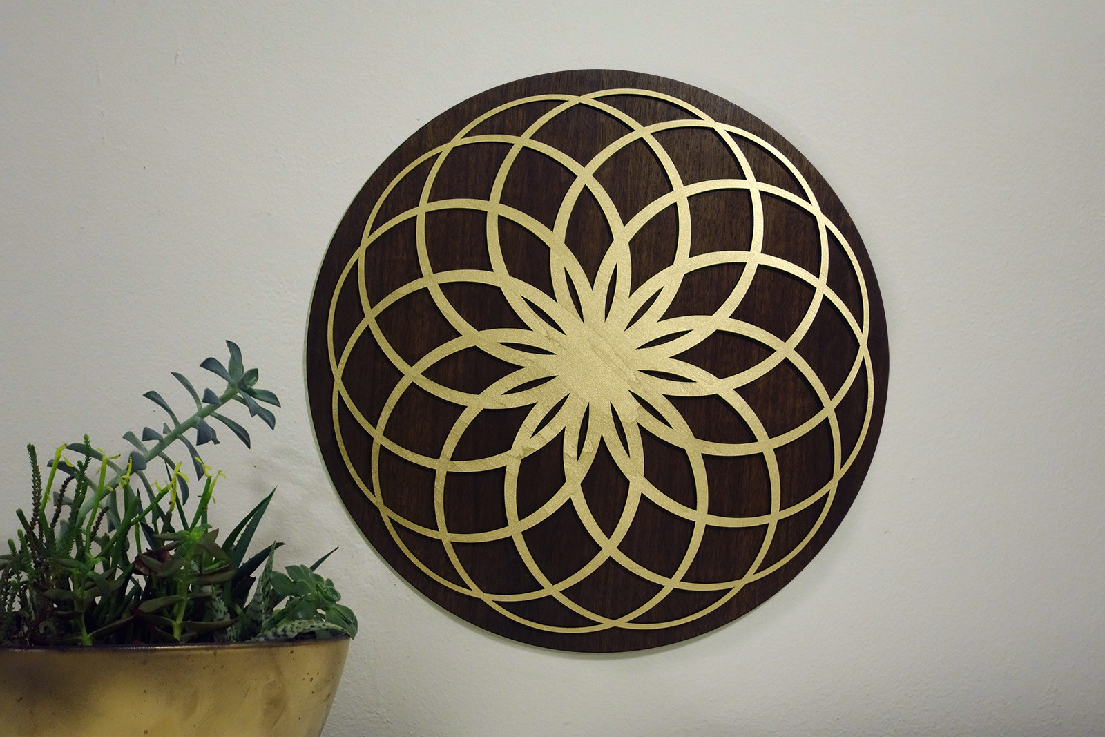 Cozo Circle of Life Mandala