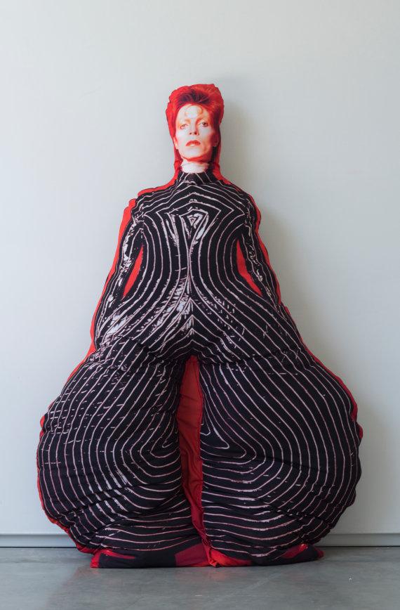 David Bowie Pillow