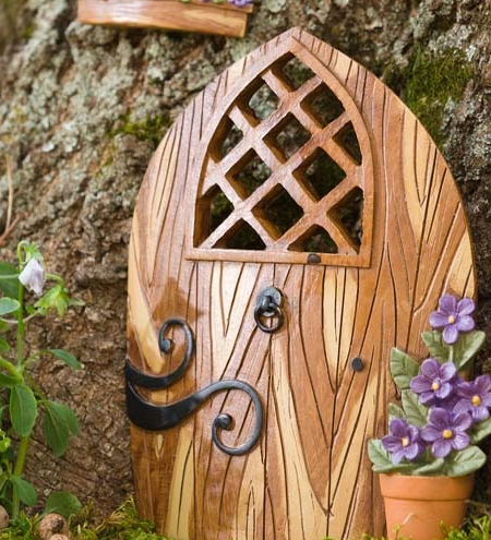 Hearthsong fairy door & Fairy Doors for Your Home