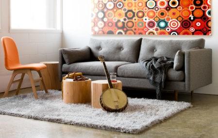 Wood Block Furniture
