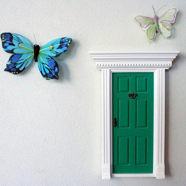 Lil Fairy Door Green