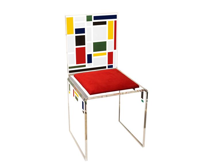 Mondrian Chair