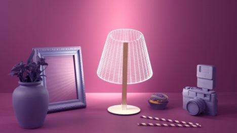 optical illusion lamps 3