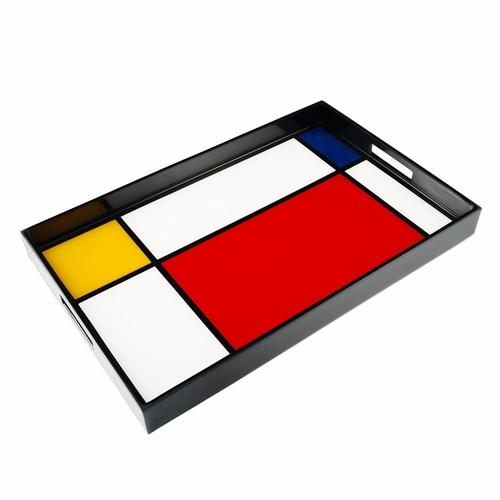Mondrian Breakfast Tray