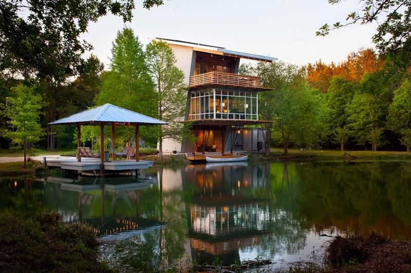 pond house 2