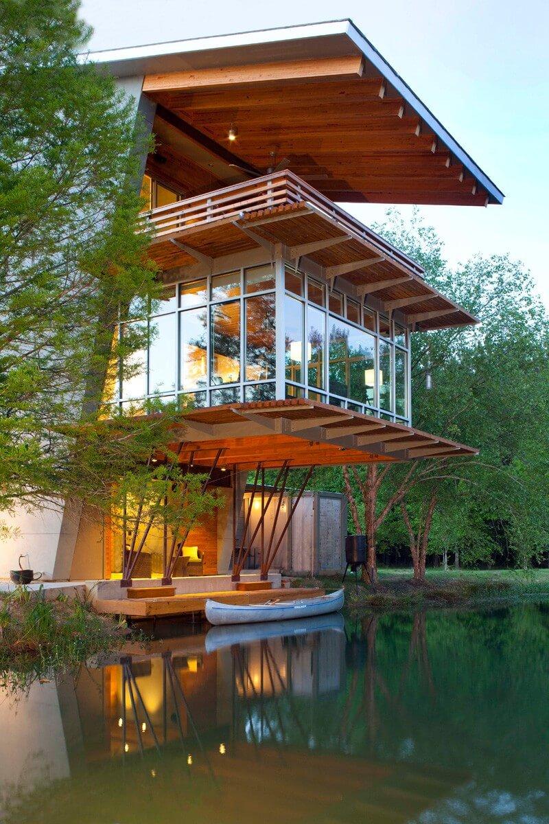 pond house 3