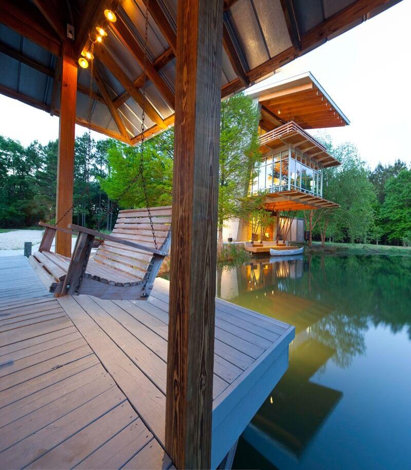 pond house 4