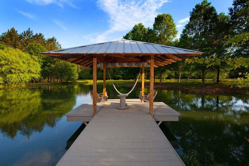 pond house 5