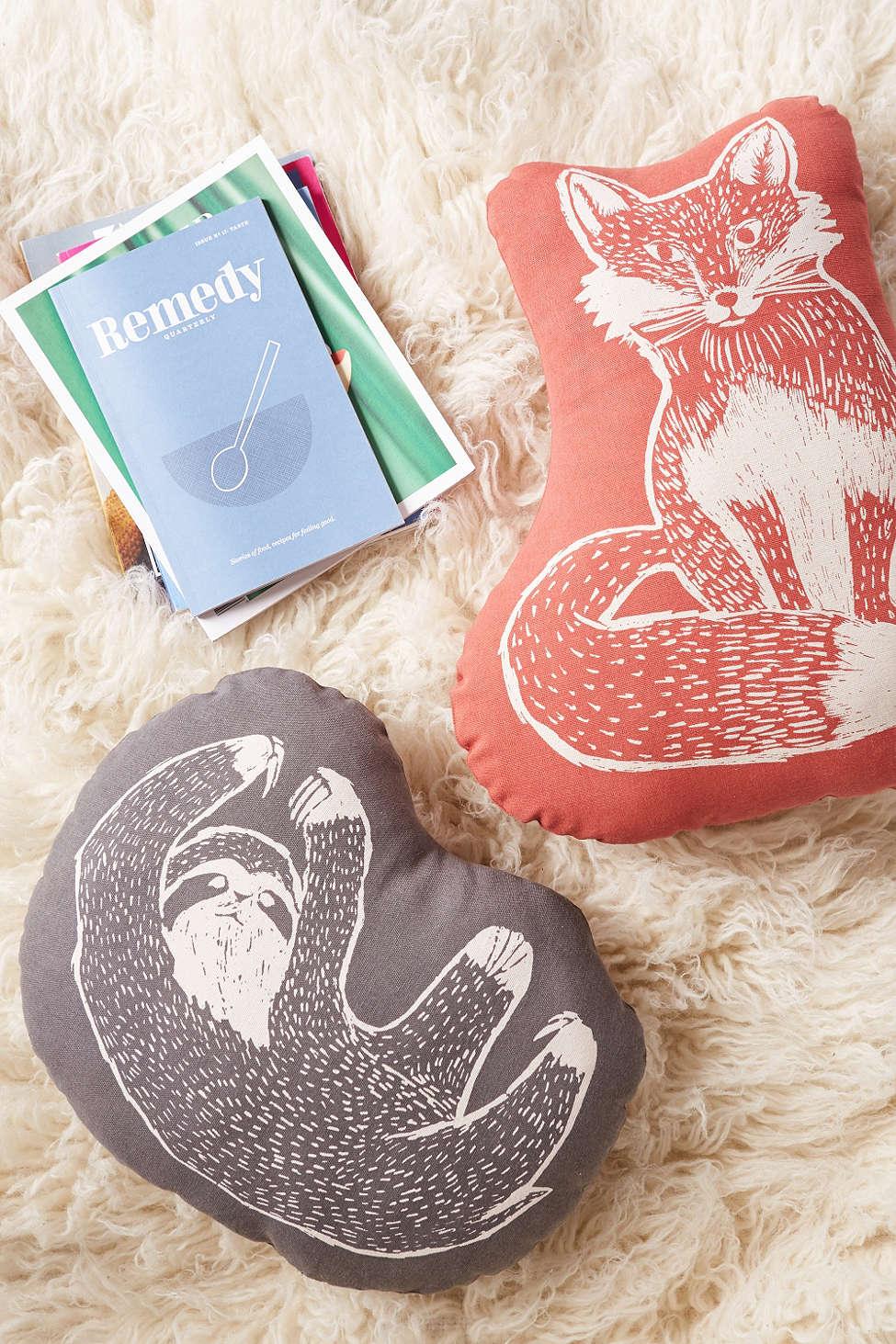 Sloth Pillow
