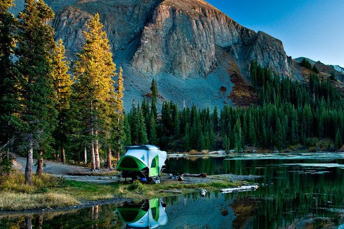 SylvanSport GO Camper: Small Size, Big Deal