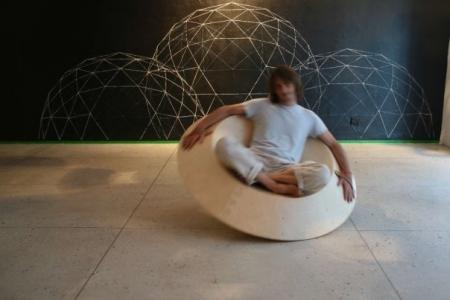 Jaanus Orgusaar Spinning Chair