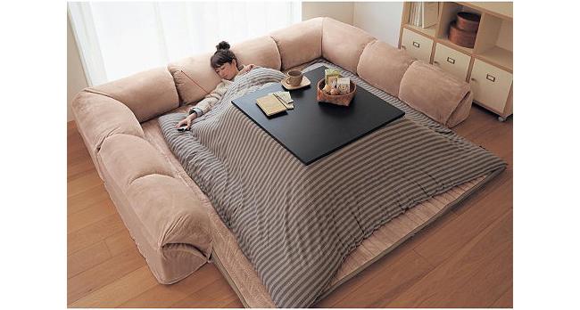 Winter is Coming: Get Cozy with a Kotatsu