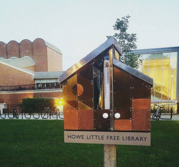 DIY: Create Your Own Little Free Library
