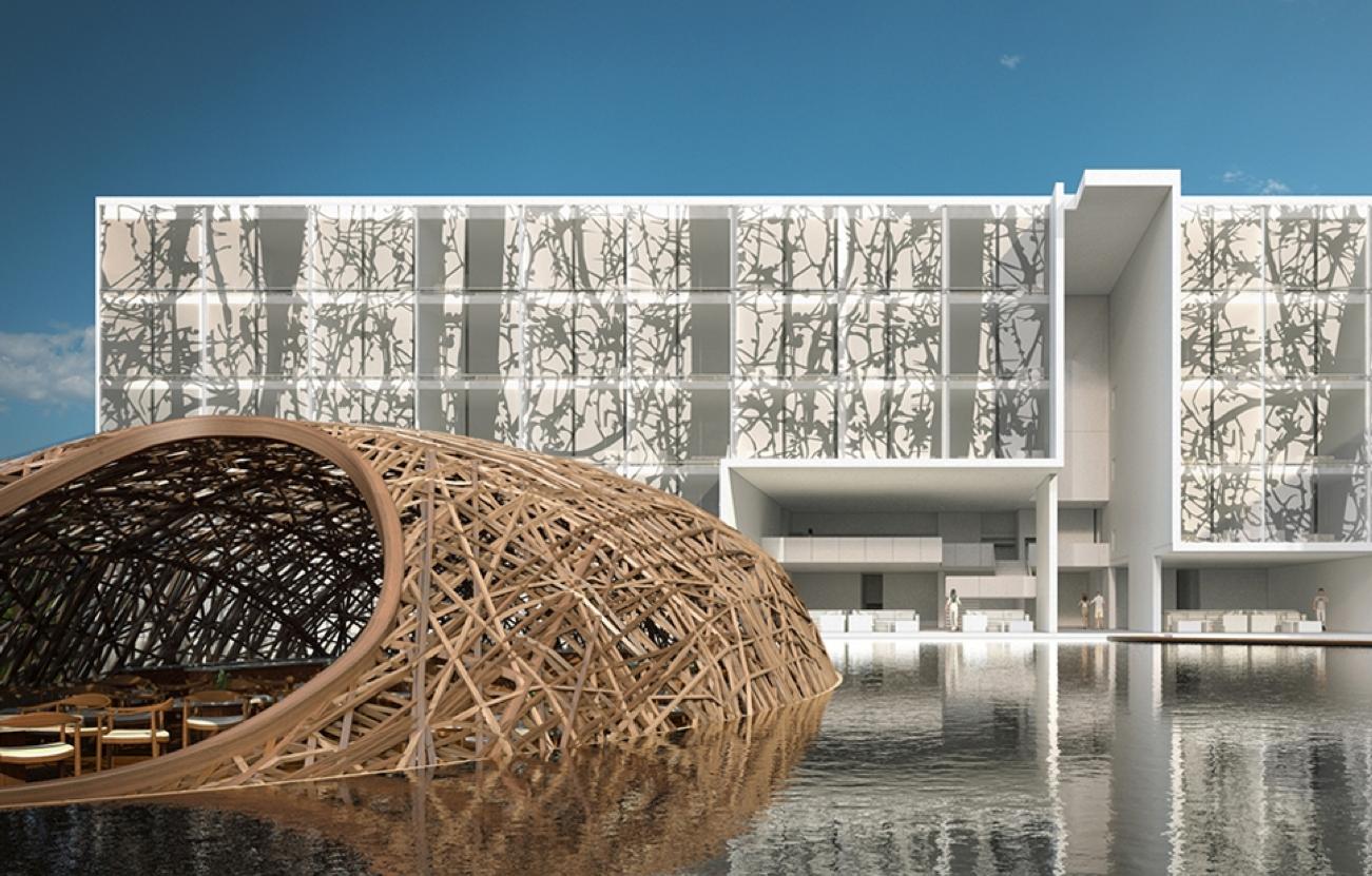 Mar Adentro High Tech Hotel Designs Amp Ideas On Dornob