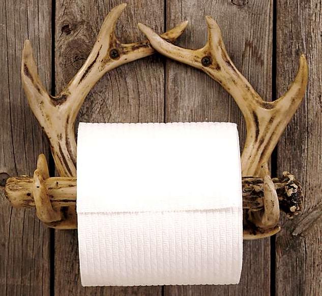 antler-toilet-paper-holder