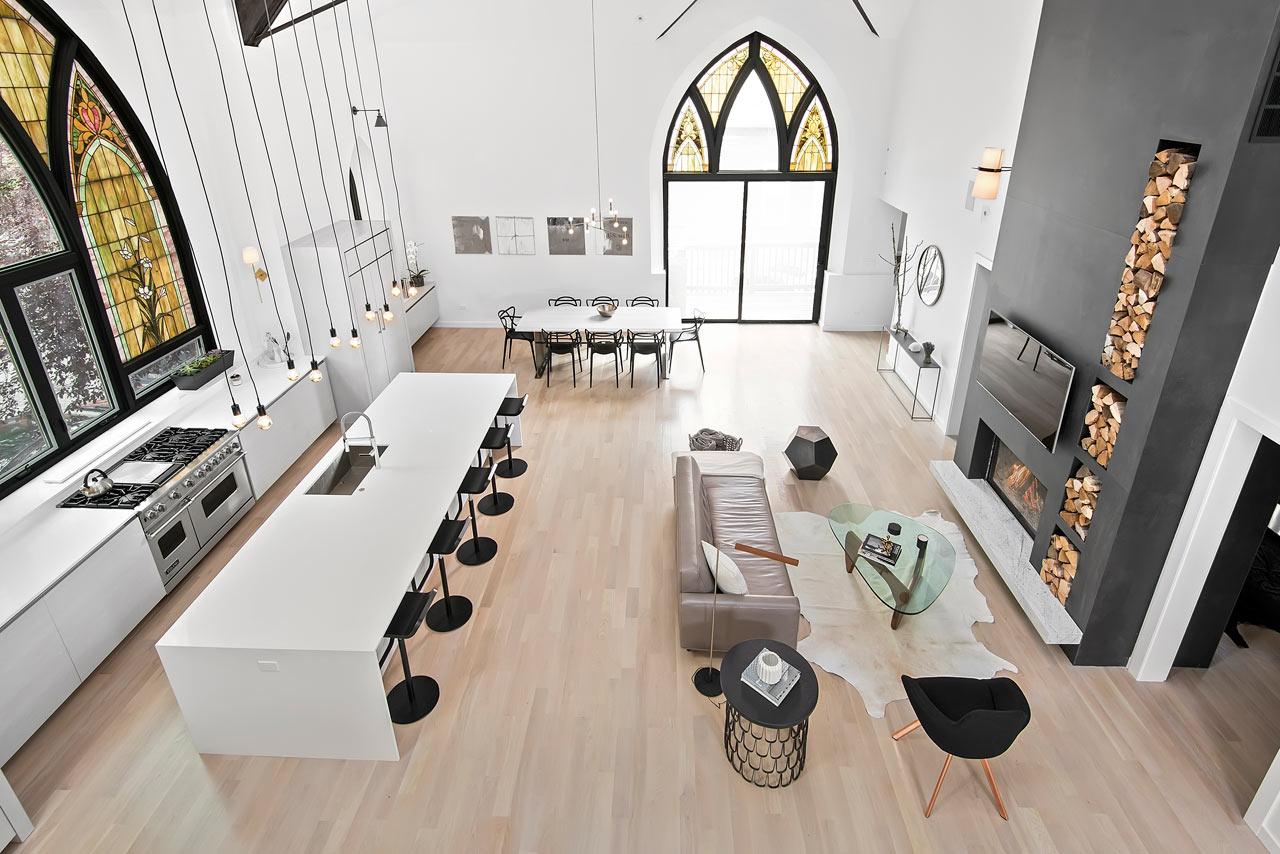 church conversion 1
