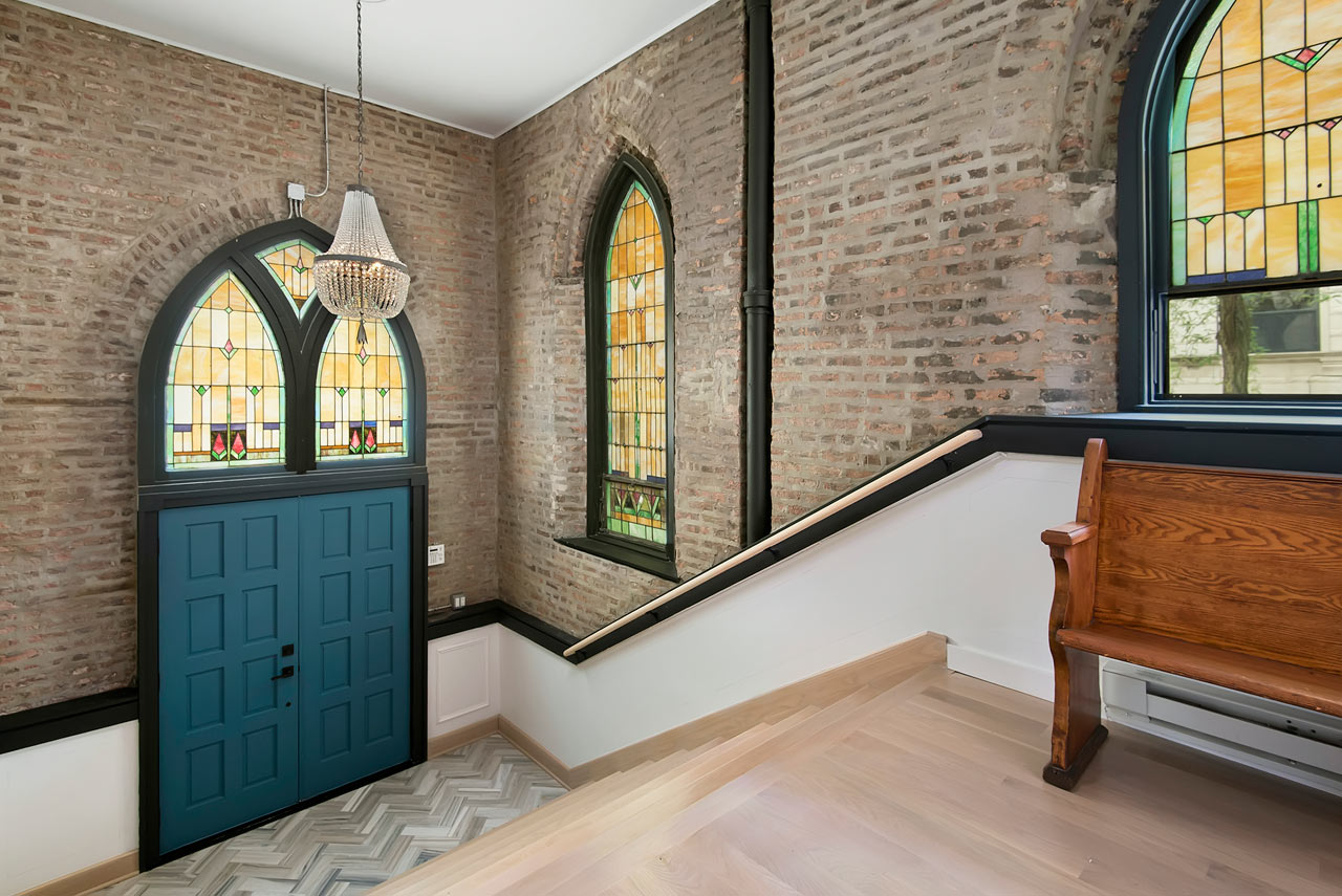 Church Conversion Chicago Chapel Turned Into Holy Home