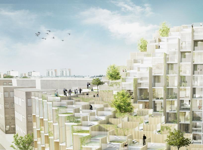 terraced apartments 1