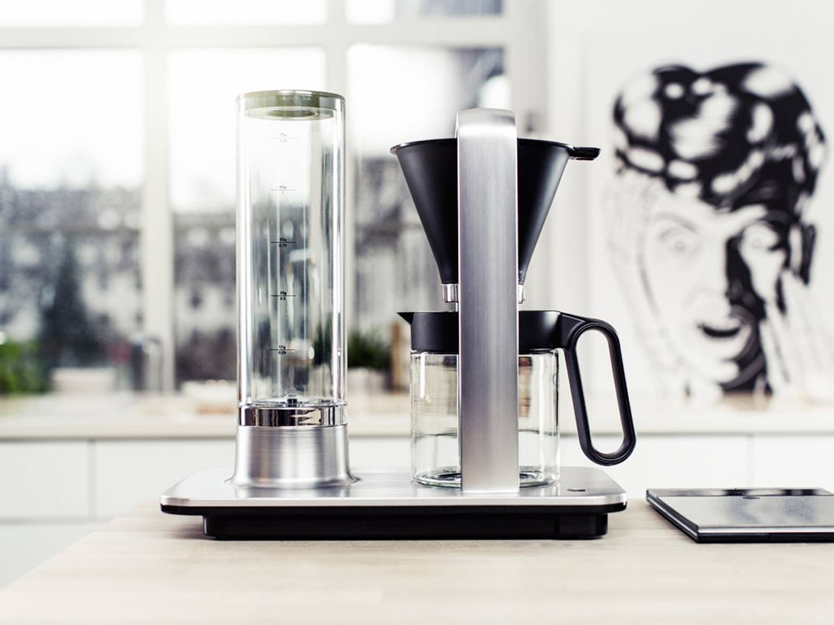 Nordic Precision: Wilfa Coffee Maker
