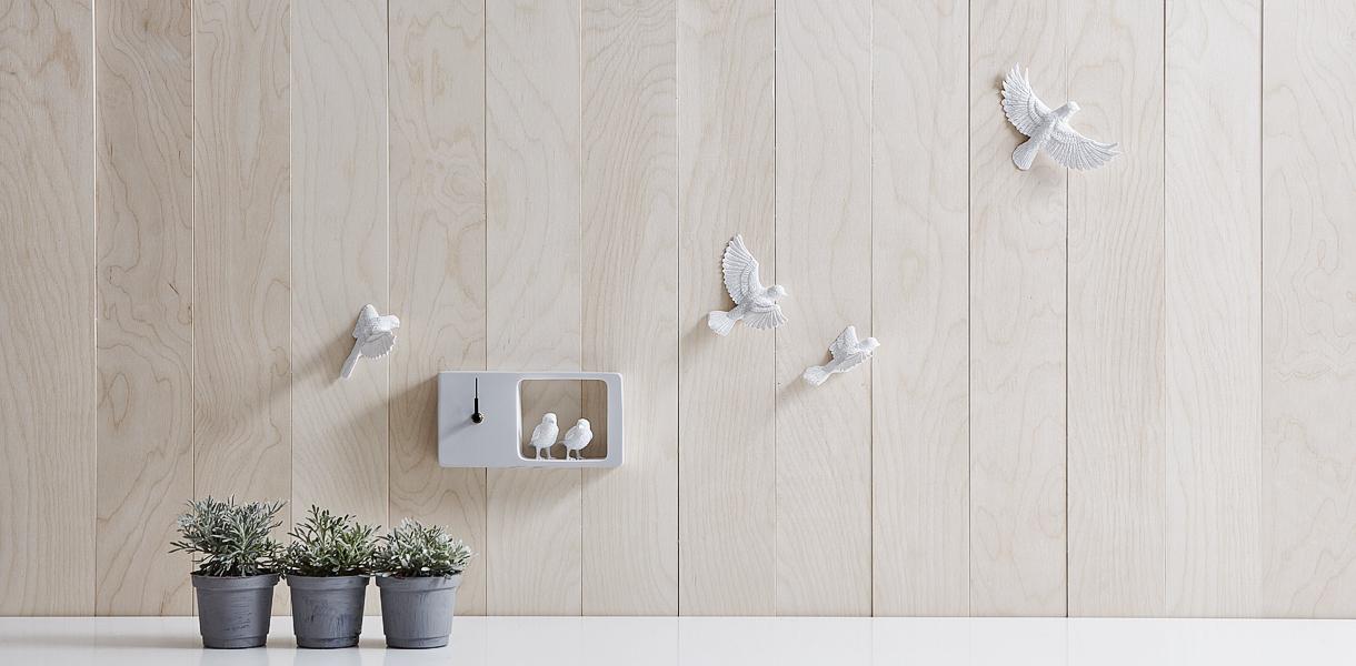Haoshi Design Sparrow X CLOCK