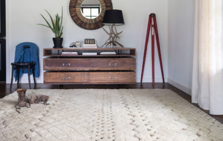 Loloi's Tanzania Collection of Hemingway-inspired rugs