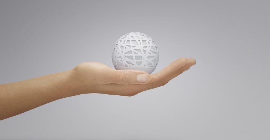 Cotton Sense in hand