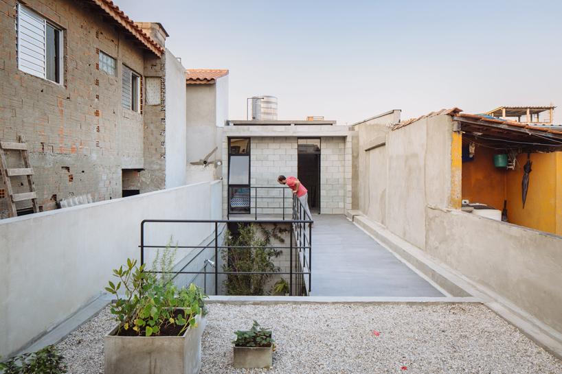 concrete block house 2