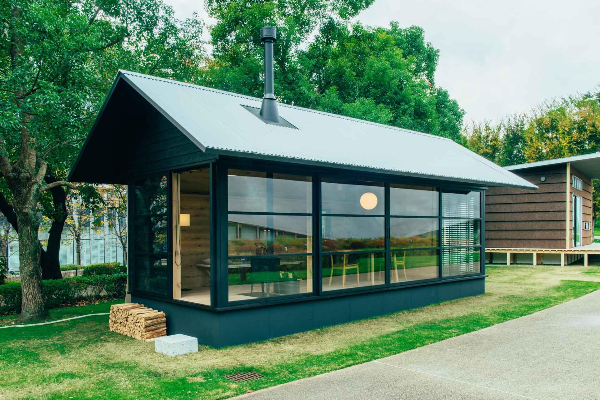 Naoto Fukasawa Hut for MUJI