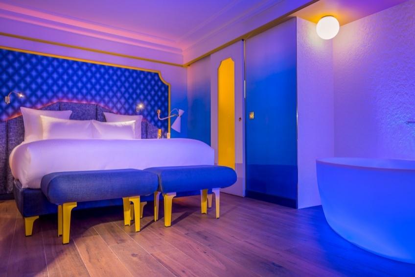 Idol Hotel in Paris