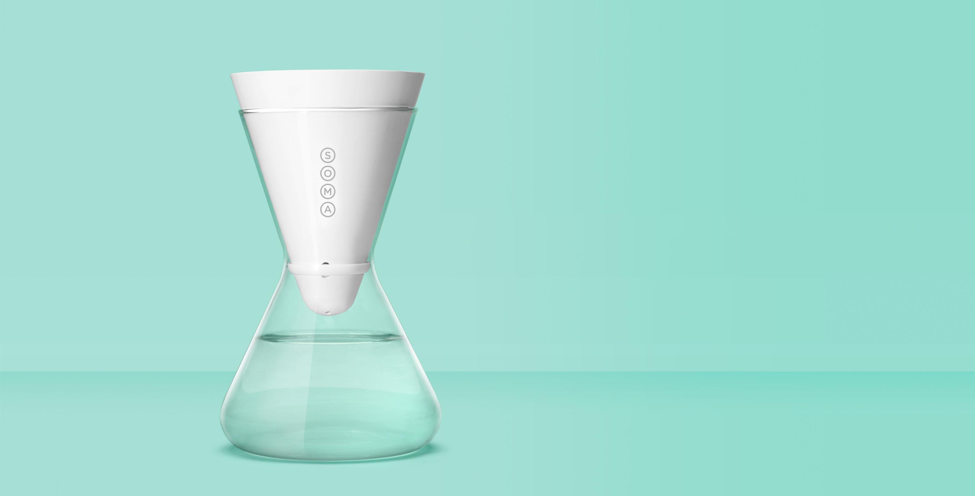 Soma Water Filter Carafe