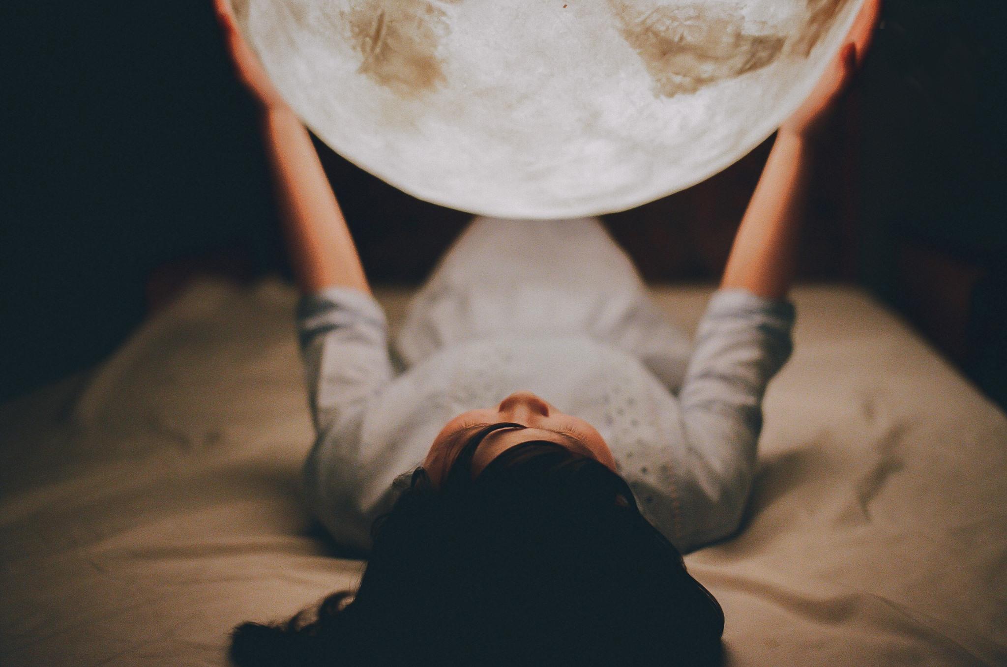 The Luna Lamp