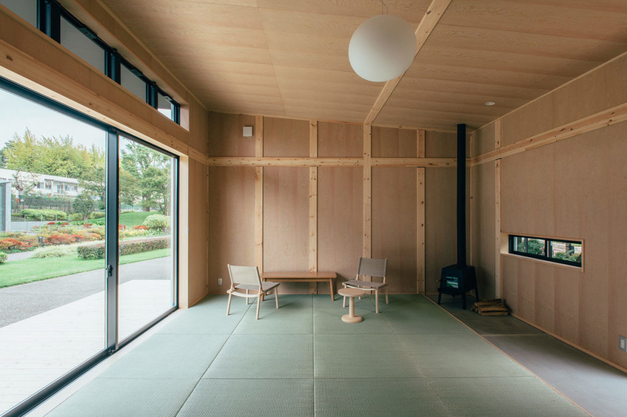 Jasper Morrison's Hut of Cork for MUJI