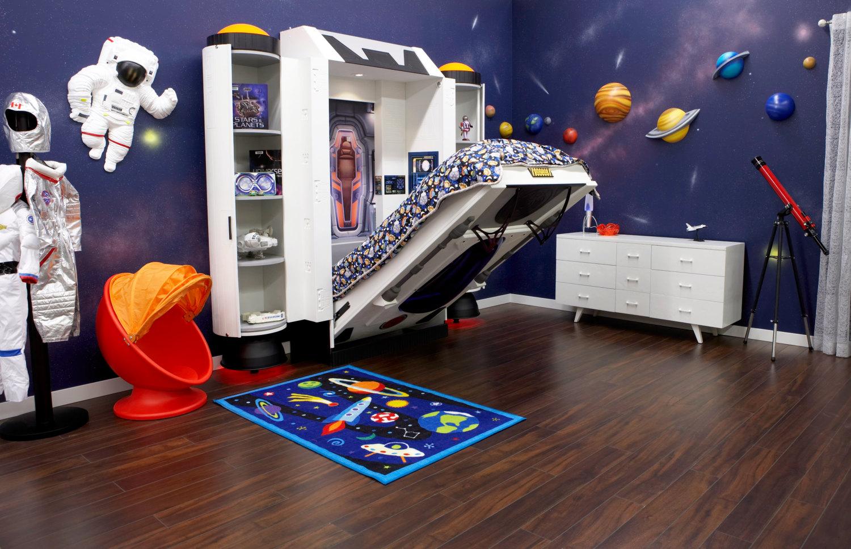 spaceship bed 1