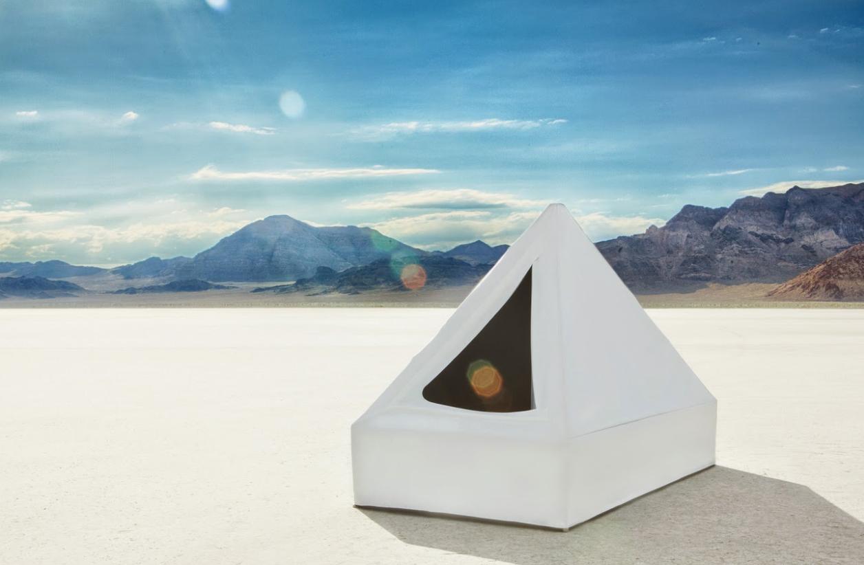 Zen Float Tent Sensory Deprivation At Home