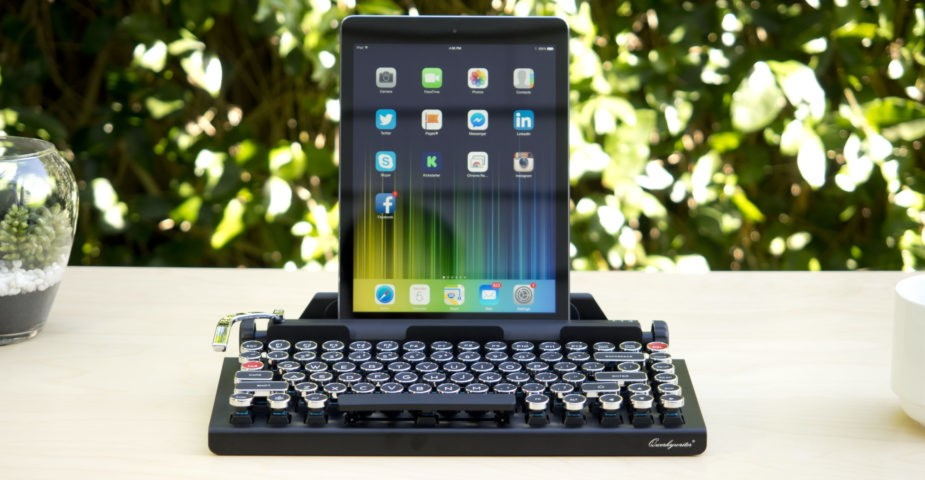 Qwerkywriter Mechanical Keyboard