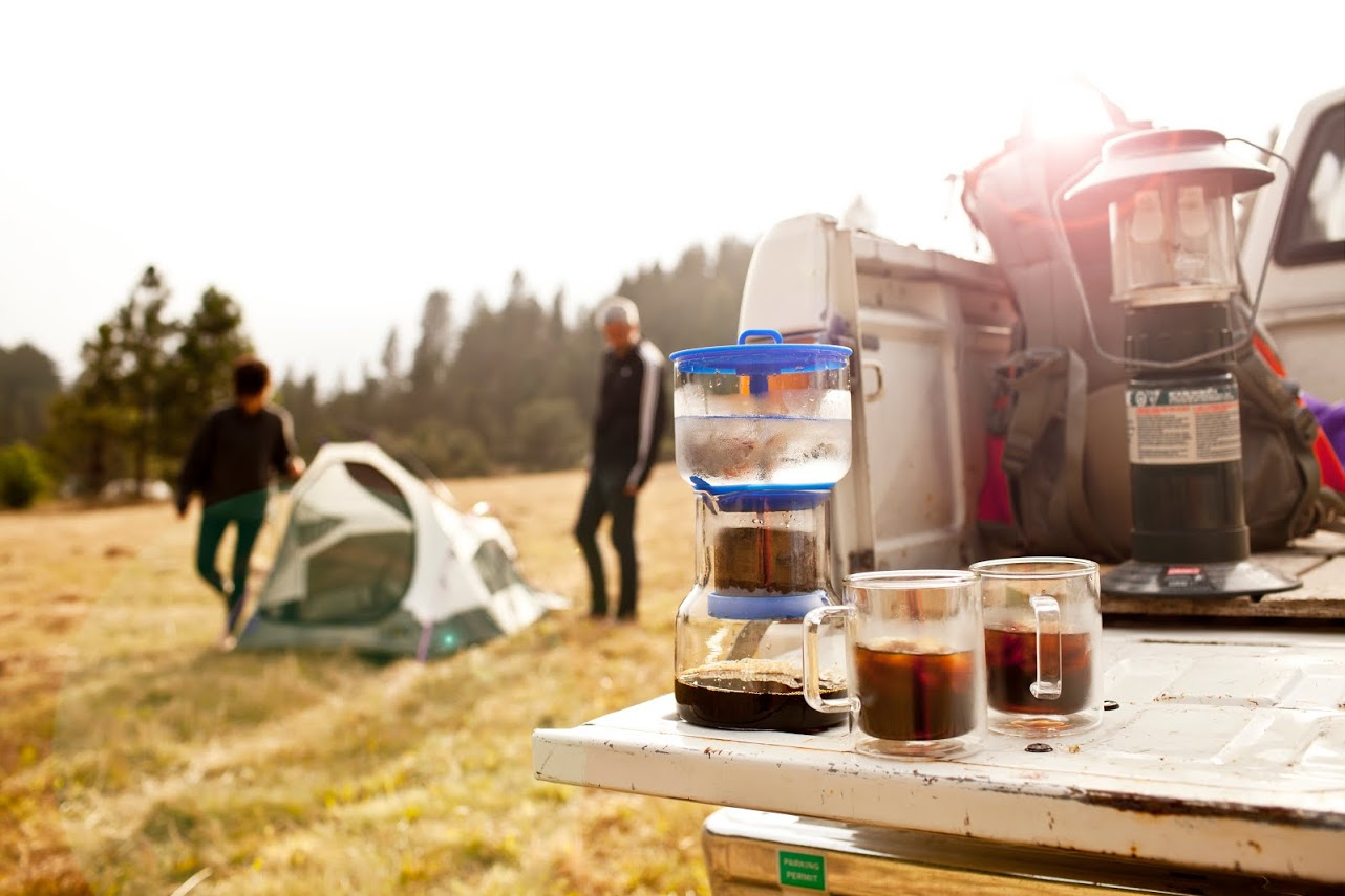 Cold Brew Coffee requires no electricity