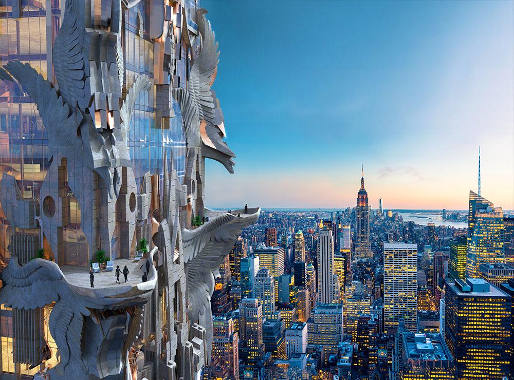 khaleesi-gargoyle-skyscraper